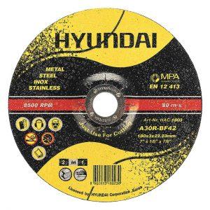 Hyundai HAC 1803 Metal Steel Cutting Disc 300x300 - سنگ ساب هیوندای
