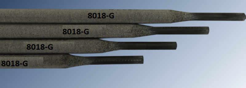 الکترود E8018-G