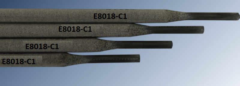 الکترود E8018-C1
