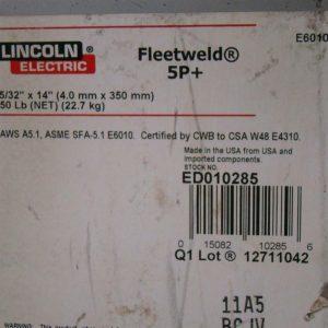 الکترود +E6010 5P لینکلن