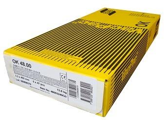 الکترود ایساب 7018 کد48.00 سایز 3/25