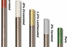 Tungsten Electrodes 227x160 - جوشکاری تنگستن